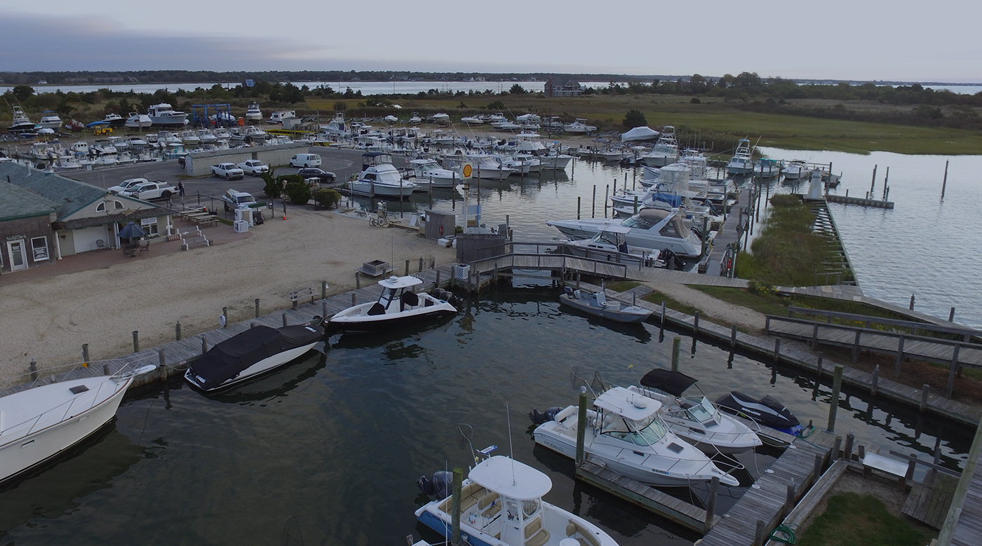Atlantic cove marina service center