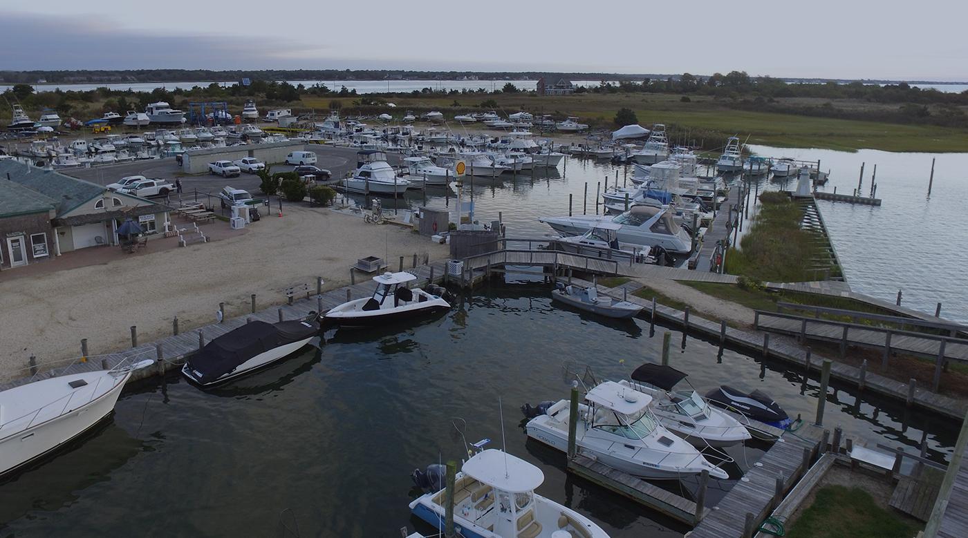 Atlantic cove marina service center